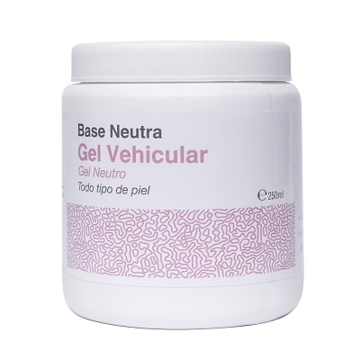 Base Neutra Gel Vehicular